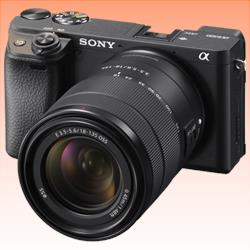 New Sony Alpha A6400 (18-135mm) Kit Digital SLR Cameras Black (FREE INSURANCE + 1 YEAR AUSTRALIAN WARRANTY)