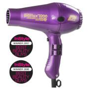Parlux 3200 Compact Ceramic & Ionic Hair Dryer 1900W (Various Shades) - Purple