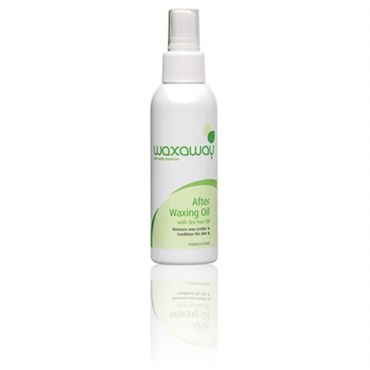 Waxaway By Caron After Waxing Oil 125ml