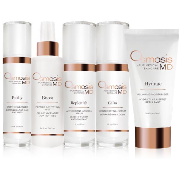 Image of Osmosis Sensitive Ageing Skin Kit Custom