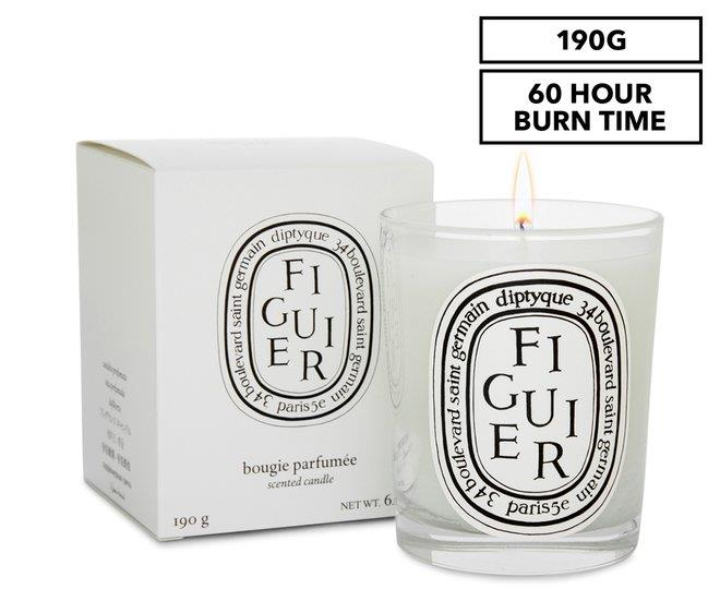 Image of Diptyque Figuier Scented Candle 190g