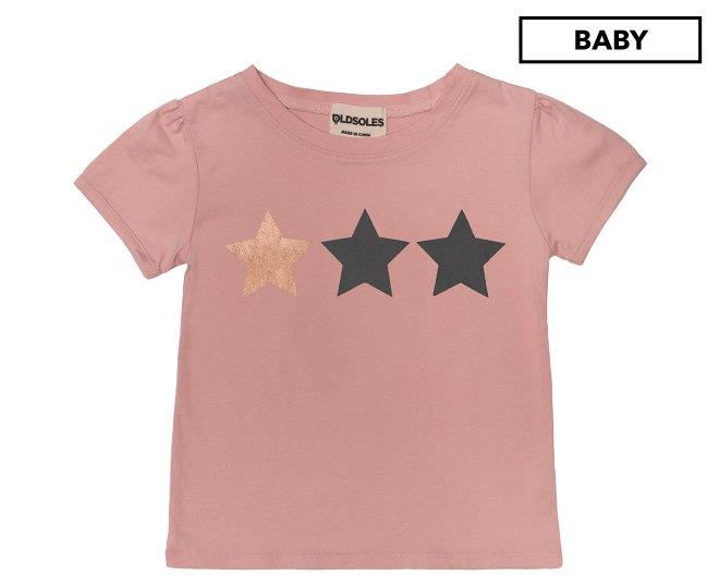 Image of Old Soles Baby Star Child Tee / T-Shirt / Tshirt - Dusk
