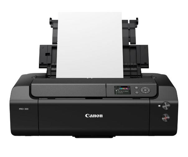 Image of Canon imagePROGRAF PRO-300 A3+ Photo Printer | Black