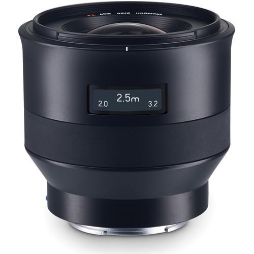 Zeiss Batis 25mm F2.0 Sony E mount Lens | Black