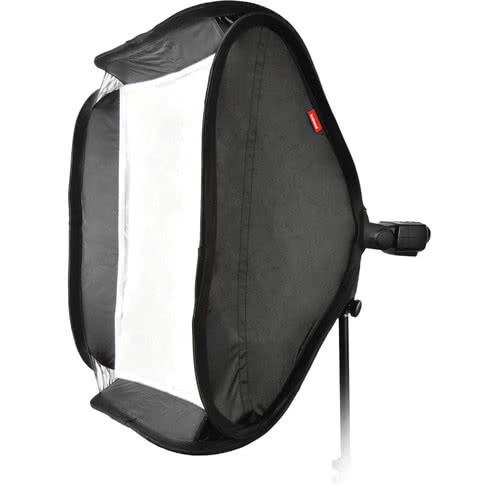 Hahnel Softbox 80 Kit with Stand | Black