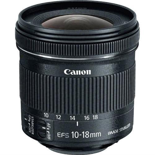Canon 10-18mm f/4.5-5.6 IS STM Lens | CameraPro Australia