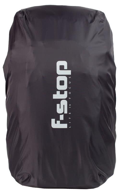 Fstop Large Rain Cover Grey | Black