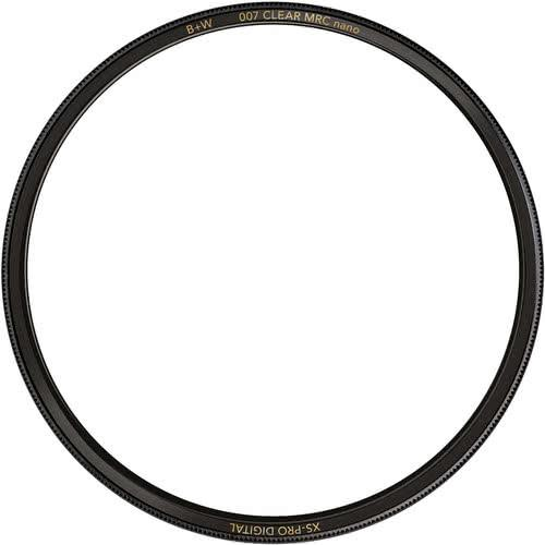 B+W 86mm XS-Pro Digital 007 Clear filter MRC nano