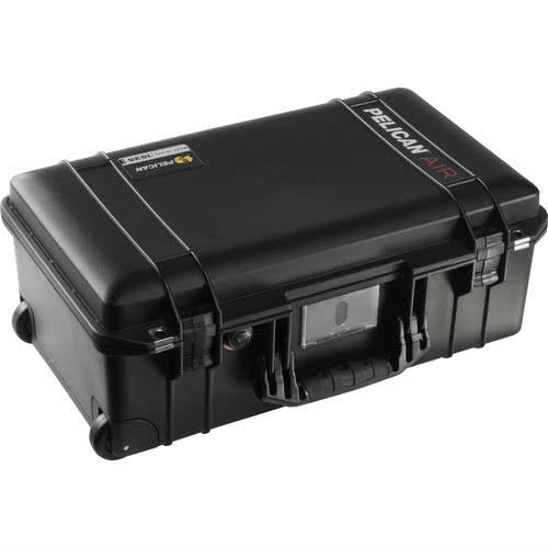 Pelican Case 1535 Air Black TrekPak Dividers System Wheeled