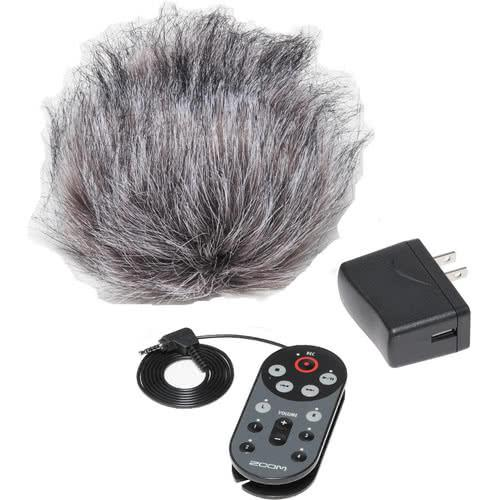 Zoom APH-6 Accessory Pack for the Zoom H6 Handy Recorder | Black