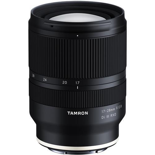 Tamron 17-28mm f2.8 Lens Di Ⅲ RXD for SONY - E-mount | CameraPro Australia | Black