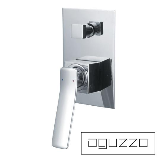 Cortina Wall Mounted Shower Mixer with Diverter