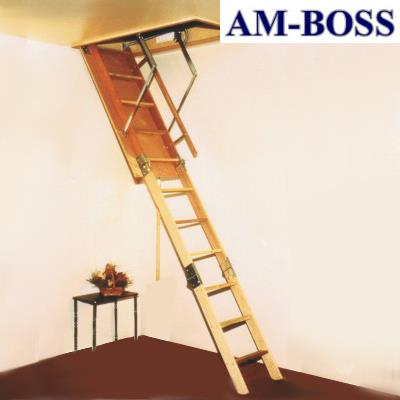 Access-Meister Timber Attic Ladder