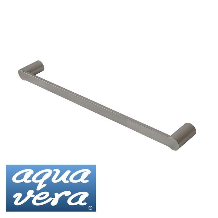 Pearl Single Towel Rail (620mm)
