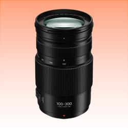 Image of New Panasonic Lumix G Vario 100-300mm f4-5.6 II OIS Lens