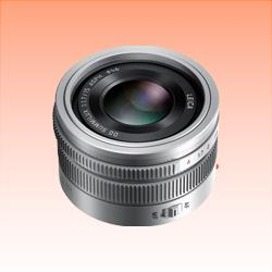 Image of New Panasonic Leica DG SUMMILUX 15mm/F1.7 ASPH Silver Lens