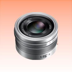 Image of New Panasonic Leica DG SUMMILUX 15mm/F1.7 ASPH Silver Lens