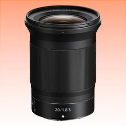 Image of New Nikon NIKKOR Z 20mm f/1.8 S Lens