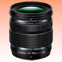 Image of New Olympus 12-45mm f4 PRO Lens Black