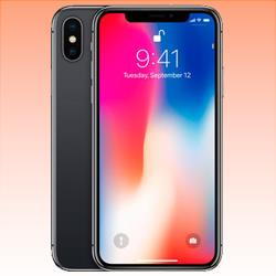 Image of Used Like New Apple iPhone X 64GB 4G LTE Space Grey (6 month warranty + 100% Genuine)