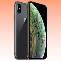 Image of Used Like New Apple iPhone XS 64GB 4G LTE Space Grey Australian Stock (6 month warranty + 100% Genuine)