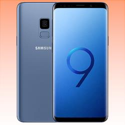 Image of Used Like New Samsung Galaxy S9 64GB 4G LTE Smartphone Blue Australian Stock (6 month warranty + 100% Genuine)