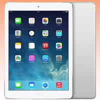 Image of Used as Demo Apple iPad Air 64GB Wifi + Cellular Tablet Silver (6 month warranty + 100% Genuine)