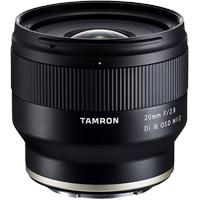 Image of New Tamron 20mm F/2.8 Di III OSD M1:2 (F050) Lens for Sony E