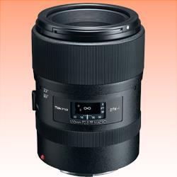 Image of New Tokina ATX-i 100mm F2.8 FF Macro Lens Canon EF