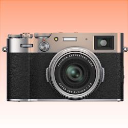 Image of New Fujifilm X100V Digital Camera Silver