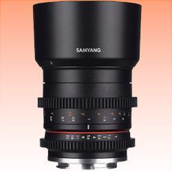 Image of New Samyang 50mm T1.3 AS UMC CS Lens for Sony E