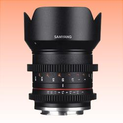 Image of New Samyang 21mm T1.5 ED AS UMC CS Lens for Canon M