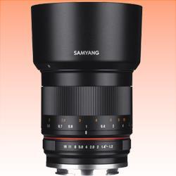 Image of New Samyang 50mm F1.2 AS UMC CS Lens for Sony E