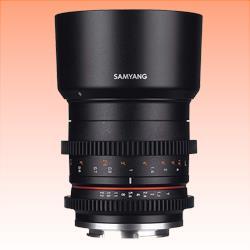 Image of New Samyang 50mm T1.3 AS UMC CS Lens for Canon M
