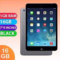 Image of Used as demo Apple iPad Mini 2 32GB Wifi Black (6 month warranty + 100% Genuine)