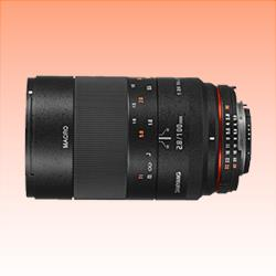 Image of New Samyang 100mm F2.8 ED UMC Macro Lens for Nikon AE
