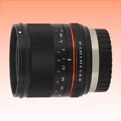 Image of New Samyang 21mm f/1.4 ED AS UMC CS Lens Canon M