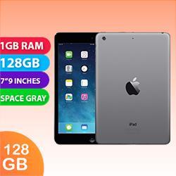 Image of Used As Demo Apple iPad Mini 2 Wifi + Cellular 128GB 1GB RAM Space Gray/Black (6 month warranty + 100% genuine)
