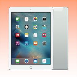 Image of Used as Demo Apple iPad AIR 2 128GB Wifi + Cellular Tablet Silver (6 month warranty + 100% Genuine)