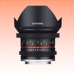 Image of New Samyang 12mm T2.2 Cine NCS CS Lens for Samsung NX