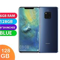 Image of Used as Demo Huawei Mate 20 Pro 4G LTE 128GB 6GB RAM Smartphone Midnight Blue (6 month warranty + 100% Genuine)