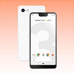 Image of Used as Demo Google Pixel 3 64GB 4GB RAM 4G LTE Smartphone Clearly White (6 month warranty + 100% Genuine)