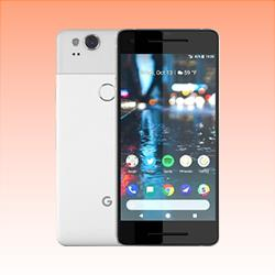Image of Used as Demo Google Pixel 2 128GB 4GB RAM 4G LTE Smartphone Clearly White (6 month warranty + 100% Genuine)