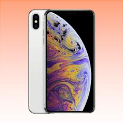Image of Used Like New Apple iPhone XS Max 64GB 4GB RAM 4G LTE Smartphone Silver (6 month warranty + 100% Genuine)