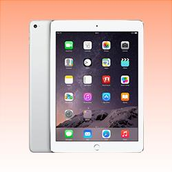 Image of Used as demo Apple iPad Mini 3 128GB Wifi + Cellular Silver/White (6 month warranty + 100% Genuine)