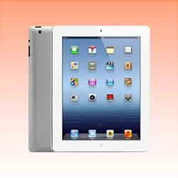 Image of Used as Demo Apple iPad 3 Wifi 64GB White (6 month warranty + 100% Genuine)