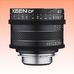 Image of New Samyang Xeen CF 16mm T2.6 Lens for Sony E
