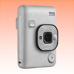 Image of New Fujifilm instax mini LiPlay Camera Stone White