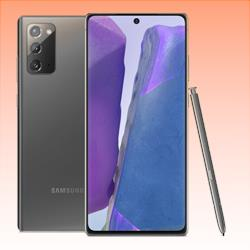 Image of New Samsung Galaxy Note 20 256GB 8GB RAM 5G LTE Smartphone Mystic Grey