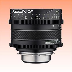 Image of New Samyang Xeen CF 16mm T2.6 Lens for Canon